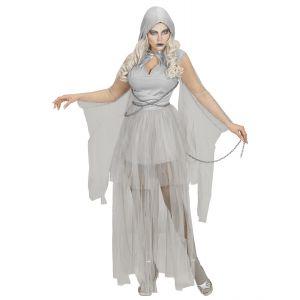 Disfraz espiritu fantasmal