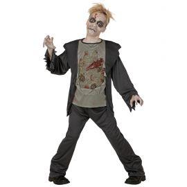 Disfraz zombie infantil