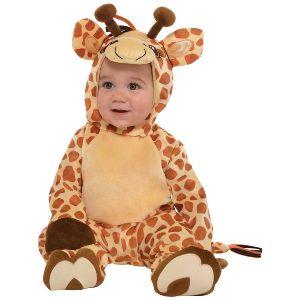 Disfraz bebe jirafa