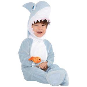 Disfraz bebe tiburon