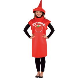 Disfraz ketchup