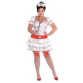 Disfraz enfermera xl