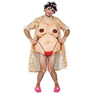 Disfraz mujer exhibicicionista