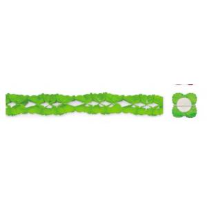 Guirnalda verde 4 metros