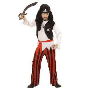 Disfraz pirata sencillo infantil