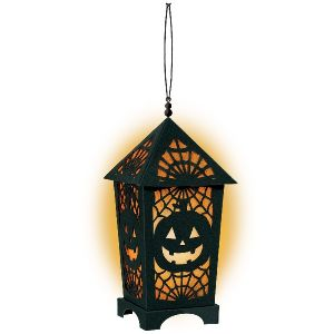 Mini farol halloween con led