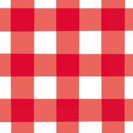 Servilletas picnic 16 und