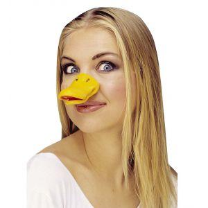 Nariz pato amarillo