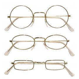 Gafas doradas surt