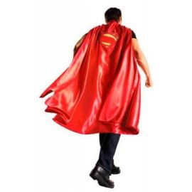 Capa superman deluxe adulto