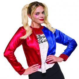 a821fc1b0 Set harley quinn chaqueta y camiseta