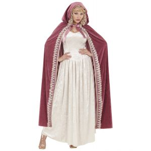 Capa princesa medieval