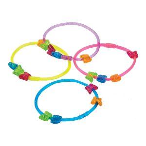 Pulseras colores 4 und