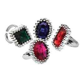 Set 4 anillos princesas