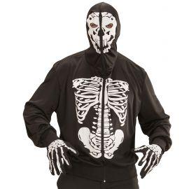 Sudadera esqueleto