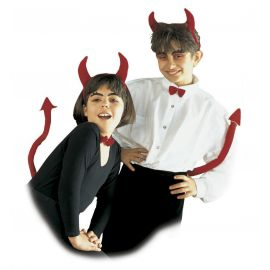 Set diablo infantil