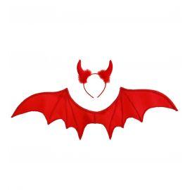 Set diablo rojo