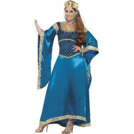 Disfraz Lady Marion medieval mujer