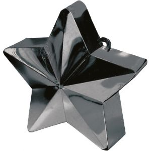 Peso saquito estrella negro