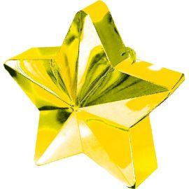 Peso saquito estrella oro