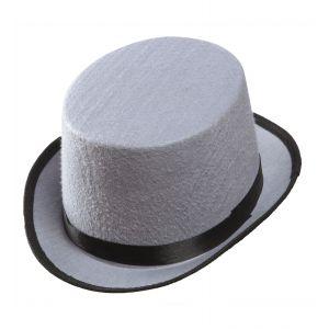 Sombrero copa gris inf