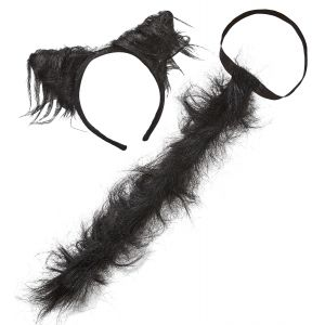 Set gato negro