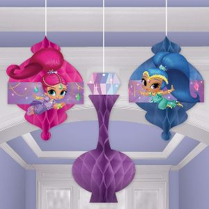 Decoracion colgante shimmer and shine