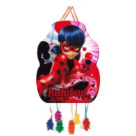Piñata Ladybug mediana
