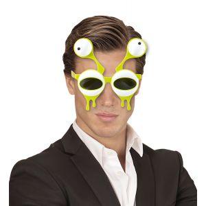 Gafas alien doble ojo