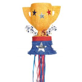 Piñata volumen trofeo
