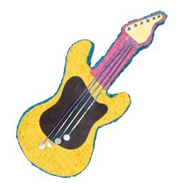 Piñata volumen guitarra