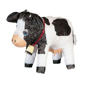 Piñata volumen vaca