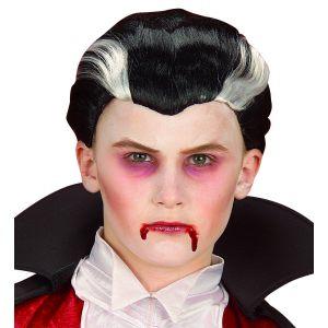 Peluca vampiro infantil