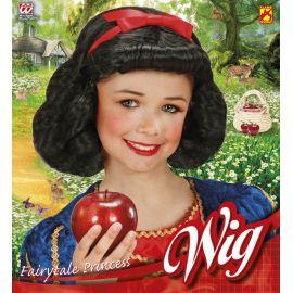 Peluca princesa del bosque inf