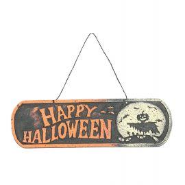 Letrero halloween 40x12