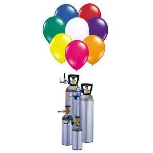Alquiler botella helio 50 globos