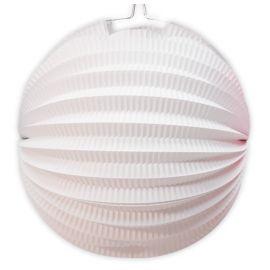 Farol blanco 26 cm