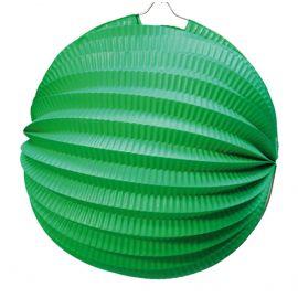 Farol verde 26 cm