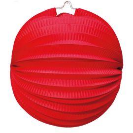 Farol rojo 26cm