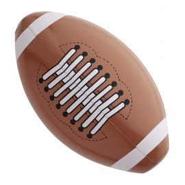 Balon futbol americano hinchable 36cm
