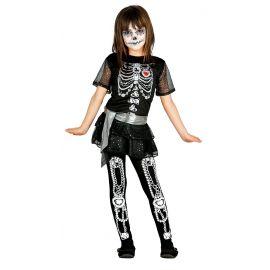 Disfraz esqueleto shiny