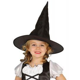Sombrero bruja infantil sencillo