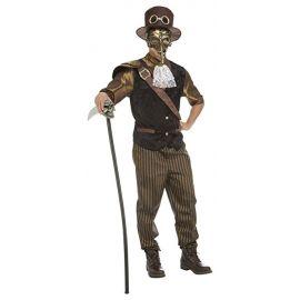 Disfraz steampunk boy