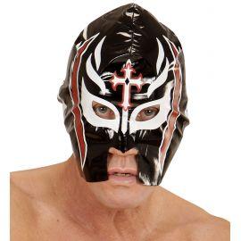 Mascara luchador negra