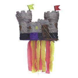 Piñata castillo volumen