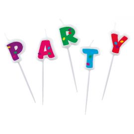 Velas party 5 und