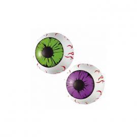 Ojos hinchables 2 und 25cm