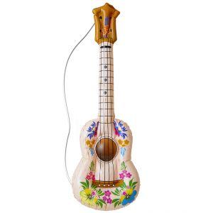 Guitarra española hinchable