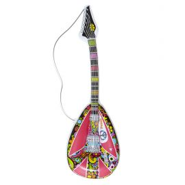 Mandolin hippie hinchable