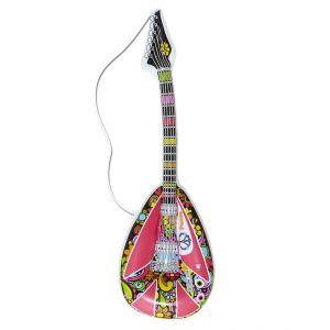 Mandolin hippie hinchable